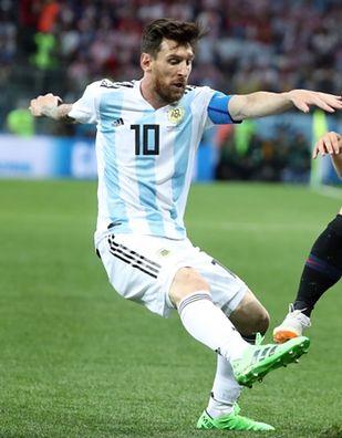 Argentyna upokorzona! Messi BEZRADNY!!!