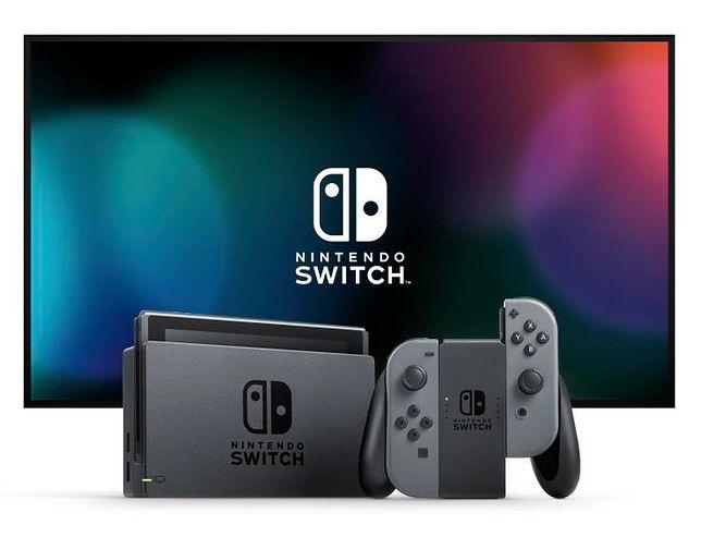 Nintendo Switch można łatwo naprawić