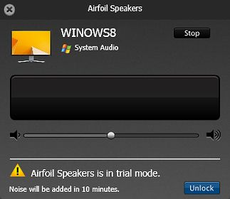 Airfoil Speakers - Windows