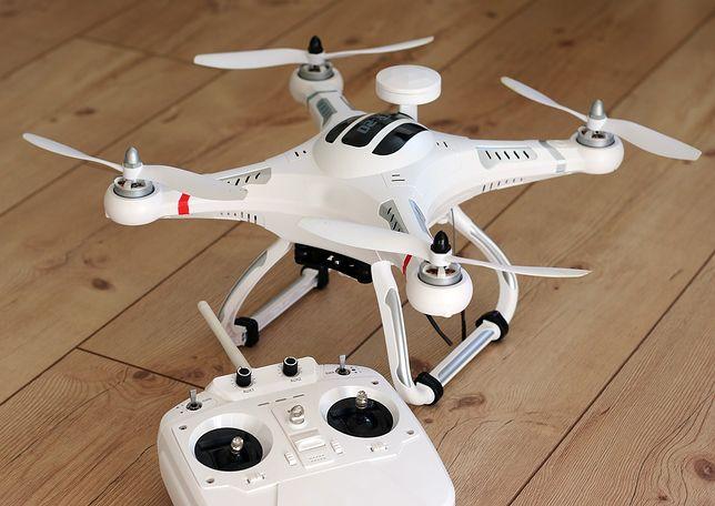 Dron to gwarancja ciekawie spędzonego czasu
