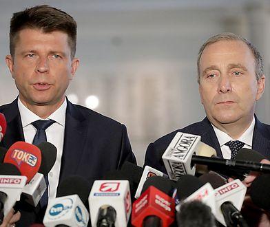 Ryszard Petru i Grzegorz Schetyna. Potrafią zjednoczyć opozycję?