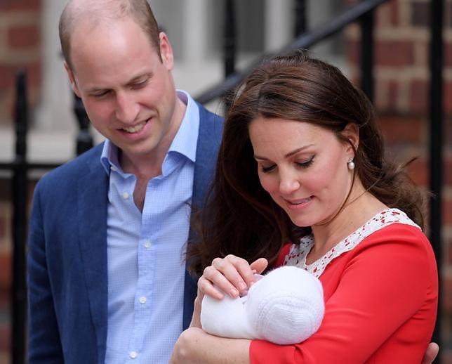 Książę Louis będzie miał sześcioro rodziców chrzestnych. Wiemy, kogo poprosili Kate i William