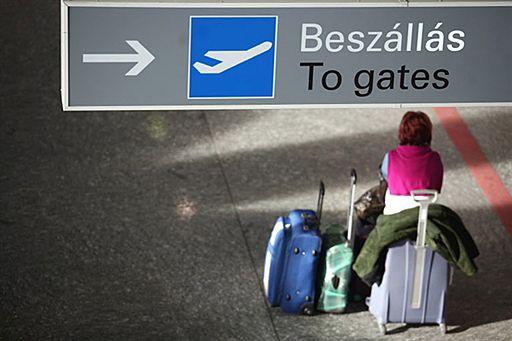 Przez kilka godzin z lotniska w Budapeszcie nie wyleciał żaden samolot