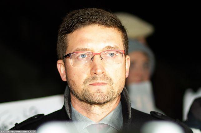 Sprawy sędziego Pawła Juszczyszyna ciąg dalszy. Wpłynęło zażalenie na uchwalę Izby Dyscyplinarnej SN