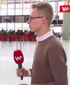 Orkan szaleje nad Polską. Odczuło to lotnisko w Warszawie