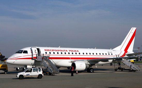 Problem z samolotami dla VIP-ów trwał od wielu lat