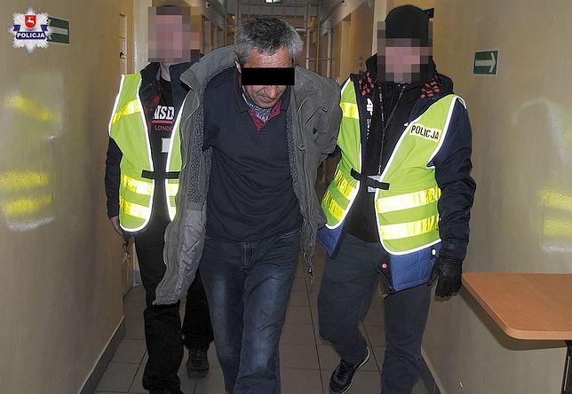 52-latek został aresztowany na trzy miesiące