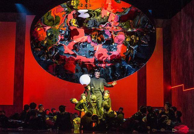 """""""Mefistofeles"""" Opery Krakowskiej w Trondheim"""