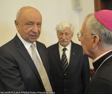 Prof. Bogdan Chazan został tegorocznym laureatem Nagrody im. Sługi Bożego Jerzego Ciesielskiego