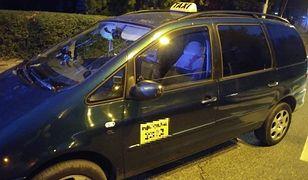 Fałszywy taksówkarz od kilku miesięcy działał we Wrocławiu. Trafił w ręce policji.