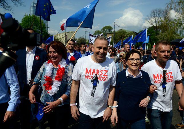 Grzegorz Schetyna: daję szansę Komendzie Stołecznej Policji