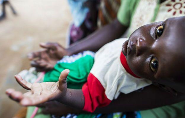 Sudan Południowy: głód zagraża milionowi ludzi