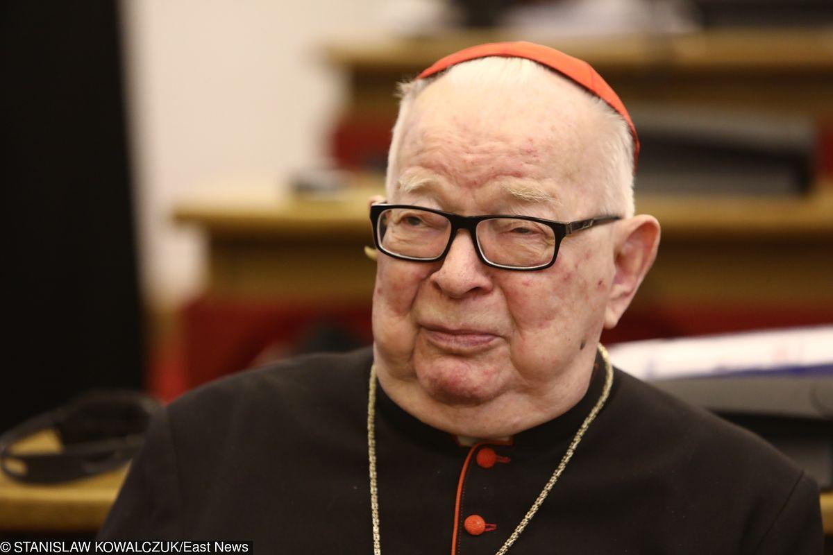 """Nie będzie śledztwa ws. kardynała Henryka Gulbinowicza. """"Przedawnienie karalności czynu"""""""