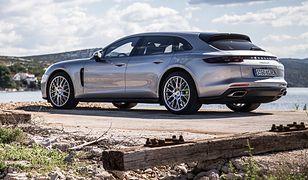 Pierwsze kombi w historii marki. Jeździliśmy Porsche Panamera Sport Turismo