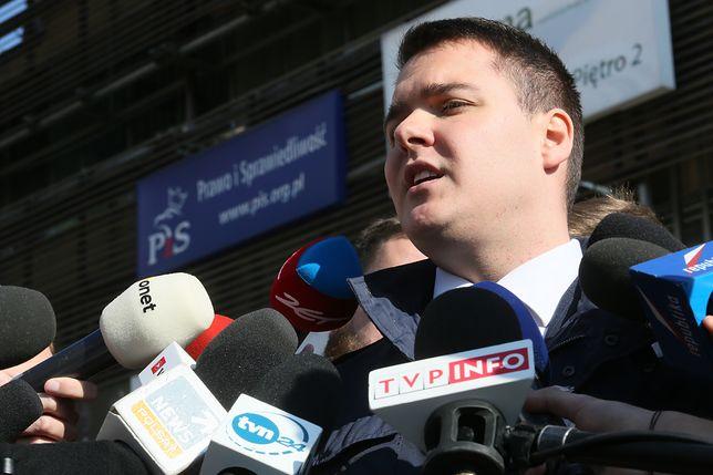 Łukasz Rzepecki dołącza do Kukiz'15. Były poseł PiS wystąpi na konferencji z Pawłem Kukizem