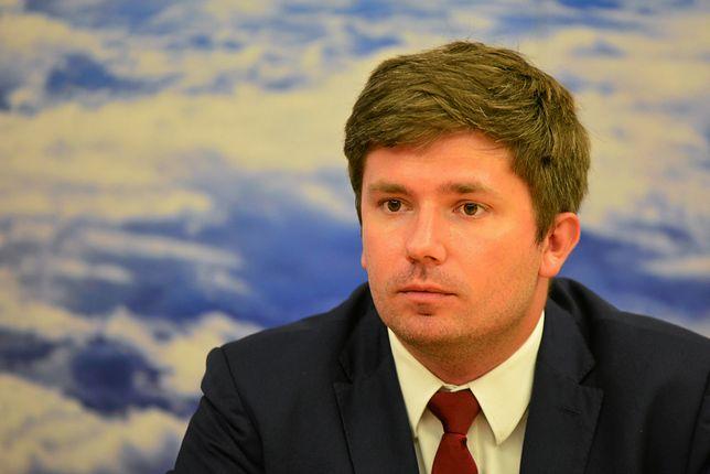Adrian Kubicki: tylko rentowny i rozwijający się LOT będzie przynosił Polsce dumę na świecie