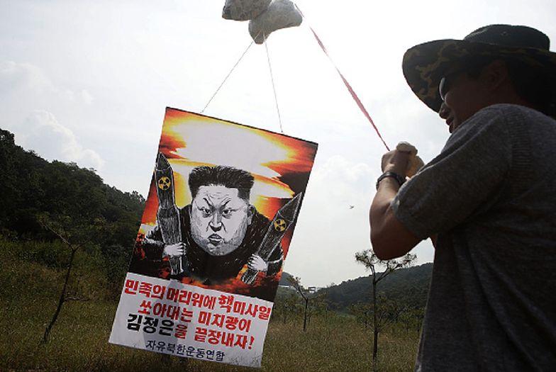 Korea Południowa zakazuje pomocy Północy. Koniec z propagandą