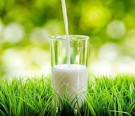 Mleko o obniżonej zawartości tłuszczu (2%) z witaminami A i D