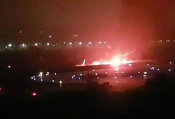 Katastrofa Boeinga 737 w Soczi. Maszyna rozbiła się podczas lądowania