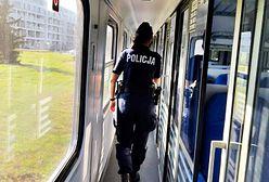 Dziecko pociągiem wybrało się na drugi koniec Polski. Akcja policji