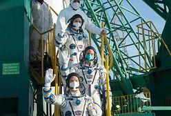 Rosyjskim kosmonautom groził głód. Amerykanie podarowali im jedzenie