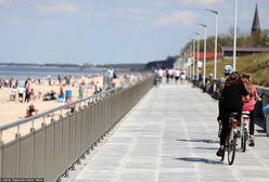 Koronawirus. Nowe ognisko nad Bałtykiem. Sanepid: zakażenie po weekendzie w Sarbinowie