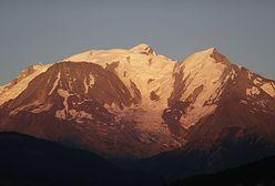 Zaskakujące odkrycie naukowców. Mont Blanc zmalał