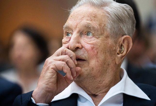 George Soros stał się celem ataku hakerów