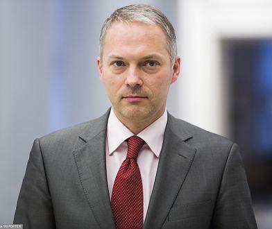Jacek Żalek miał uwagi dotyczące audycji, w której brał udział