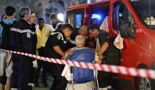 Akcja ratunkowa w Nicei