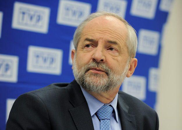 """Były prezes TVP Juliusz Braun skarży """"Wiadomości"""". Chodzi o materiał o kulisach majowej debaty prezydenckiej"""