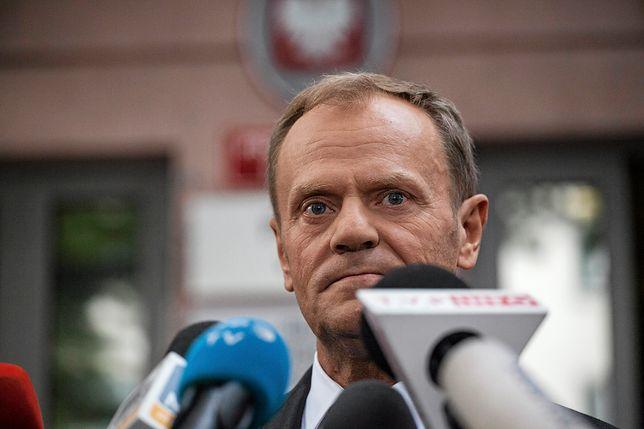 PiS będzie chciało jak najczęściej wzywać Donalda Tuska do prokuratury.
