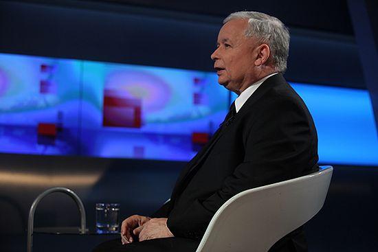 Jarosław Kaczyński napisał list do Donalda Tuska