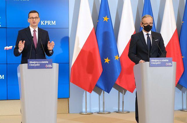 Koronawirus w Polsce. Adam Niedzielski apeluje o przechodzenie na pracę zdalną