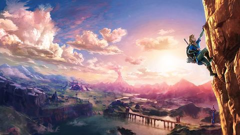 W czym tkwi geniusz The Legend of Zelda: Breath of the Wild?