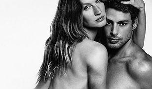Gisele Bundchen w kampanii Givenchy Jeans