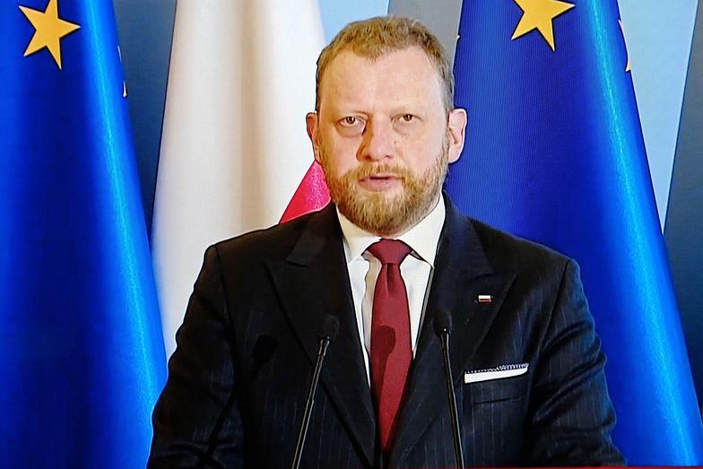 Łukasz Szumowski wypowiedział się nt. szczepionki na koronawirusa