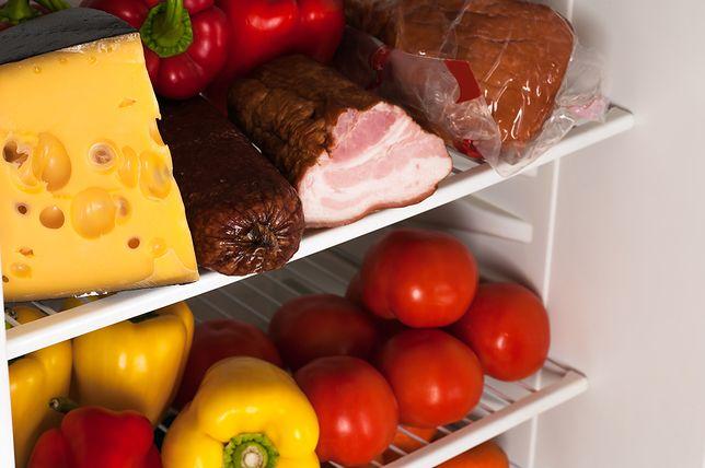 Jakich produktów nie należy przechowywać w lodówce?
