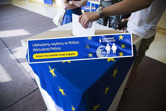 Latarnik wyborczy w Wirtualnej Polsce. Nie wiesz, na kogo głosować? Zrób ten test