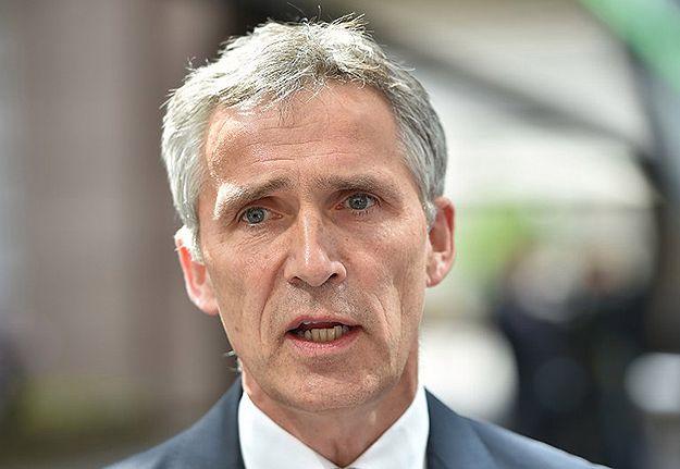Szef NATO popiera proponowane przez Niemcy rozmowy o kontroli zbrojeń