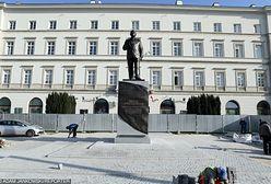 Pomnik Lecha Kaczyńskiego już gotowy - wielkie odsłonięcie w sobotę