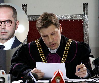 Sędzia Piotr Schab korzysta z mieszkania komunalnego, mimo willi pod Warszawą? Będzie dochodzenie