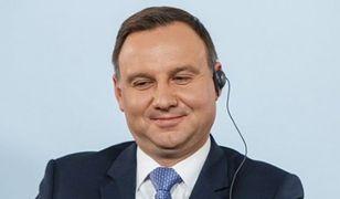 Sylwester z Andrzejem Dudą. Prezydent bawił się świetnie