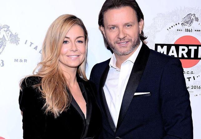 Małgorzata Rozenek i Radosław Majdan w Rzymie. Świętują rocznicę ślubu