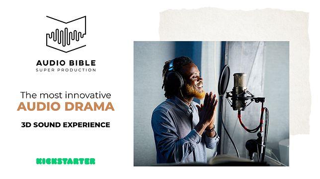 "Ruszyła zbiórka na ""Audio Bible super production"""