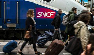 Utrudnienia na kolei we Fracji potrwają do środy