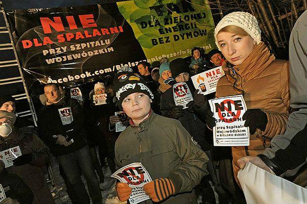 Bielszczanie wygrali - Wojewódzki Inspektorat Ochrony Środowiska zamknie spalarnie