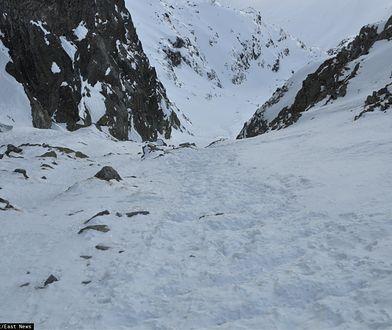 Akcja TOPR w Tatrach