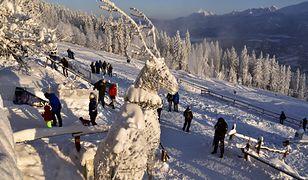 Pogoda. Zima w górach może być zdradliwa