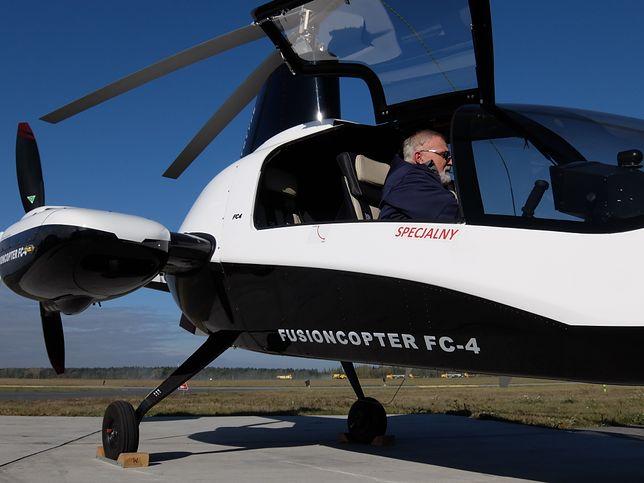 Fusioncopter C-4